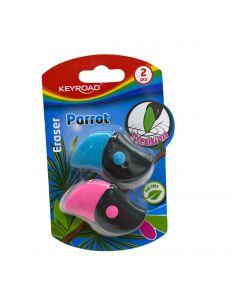 Keyroad Parrot Eraser Item No. kR971386