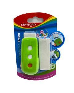 Keyroad Pushable Eraser Item No. KR971846